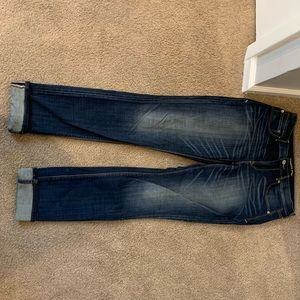 Express size 10 skinny jeans